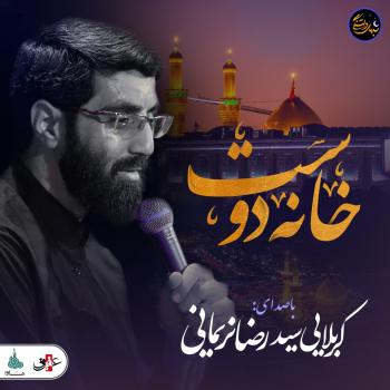 شب های دلتنگی | خانه دوست | کربلایی سید رضا نریمانی