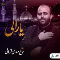 شب های دلتنگی | یارالی| حاج مهدی قربانی