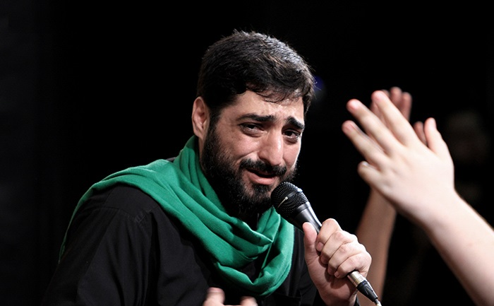 مداحی شور سید مجید فاطمه یک کاری کن که قلبم یه ذره آروم بشه