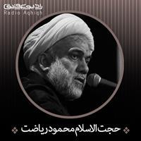 حجت الاسلام محمود ریاضت